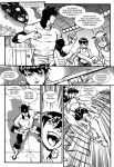 NINJAS and aliens part 5 pg5 by Dogsupreme