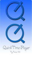 QuickTime Player Icon - Edited by Ranx-88