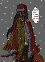 Santa Claus is coming to town by Grady89