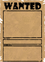 Wanted Poster MEME by jut5star