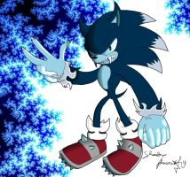 Sonic The Werehog by scourgethehedgehog1