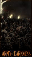 Army of Darkness by T-RexJones