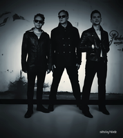 Depeche Mode by shellyplayswithfire