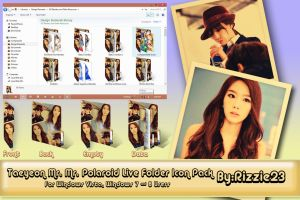 Taeyeon Mr. Mr. Live Folder Icon Pack 3 by Rizzie23