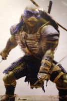 EVEN MOAR LEAKED PICS OF MOVIE TMNT: LEO by TMNTFAN85