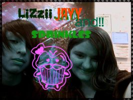 Lizzii and Jayy and sprinkles by JazmineVanity