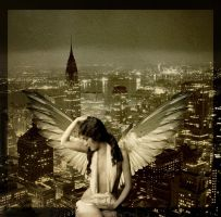 Angel Of NY by Canankk