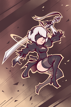 2B by Torkirby