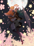 rough comissino_ disgaea5 by muse-kr