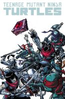 TMNT: The Secret History Of The Foot Clan #3 by mooncalfe