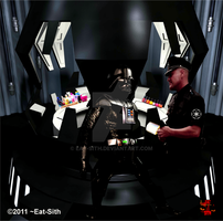 Vader's Chamber: Re-Booted by Eat-Sith