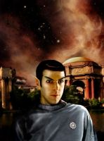 Young Spock at the Academy by doctorkoan