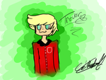 Trevor =^-^= by My-kitty-whiskers