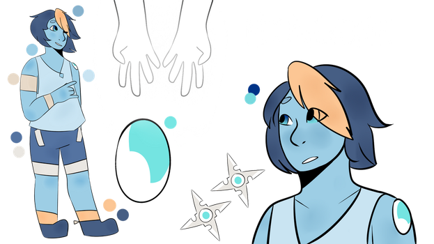 Moonstone Ref by satalightes