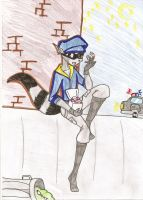 Sly Cooper The Movie by HeavensEngel