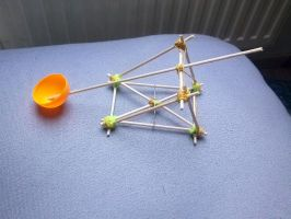 My 'wonderful' catapult by Abstract-scientist