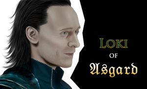 Loki Realism by happytopaz