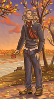 Autumn Steve by Itabia