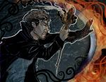 Dresden Files- Blood Rites by zirofax