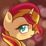 Sunset Shimmer by HankOfficer