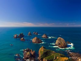 Nugget Point 2 by vladstudio