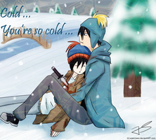 You're so cold... so cold.. by Timeless-Knight