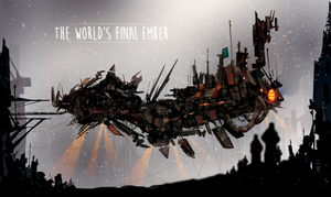 The World's Final Ember by ChasingArtwork