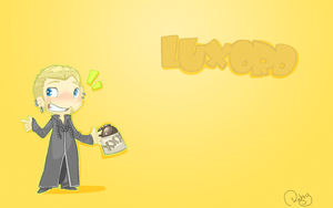 Luxord Wallpaper by Rahxy