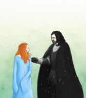Little Bird and The Hound by Paradox-this