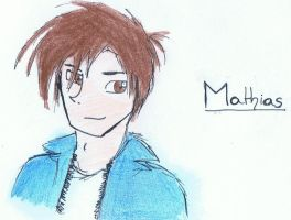 Mathias by theBloodRaven