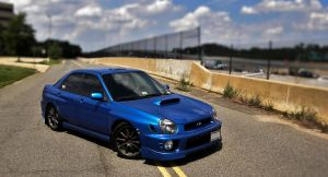 WRX In Focus by melodicnitemare