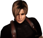PNG Photorealistic  Leon Kennedy, RE 4 by push-pulse