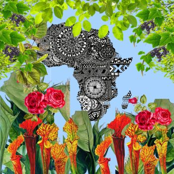 Africa - The Elements by Starartista87