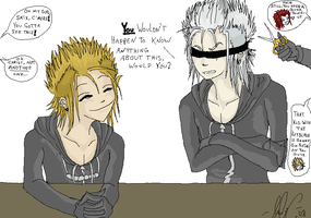 Damn you, Demyx... by Chreiten