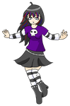 Chibi To Naraku Designs: Patricia by Chibifangirl01