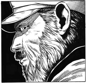 Mariner Teaser Panel by JAD-Inks