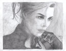 Billie Piper by Squint-in-the-Tardis