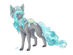 Commission~has pastel colors by MidnightsBloom