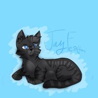 Request 2/8 - Jayfeather by Polarrice