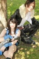 Squall and Rinoa by score6