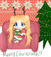 Merry Christmas! by StardustMelodii