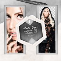 +Photopack png de Lady Gaga. by MarEditions1