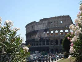 coloseo colisee rome by liliemarie