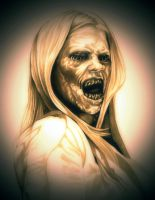 Grimm - Hexenbiest by TheNightGallery