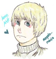 Armin by mangaluver567
