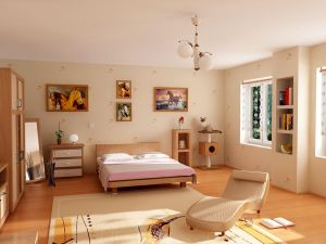 Chambre de Ping A_bedroom_by_angelOfLight2