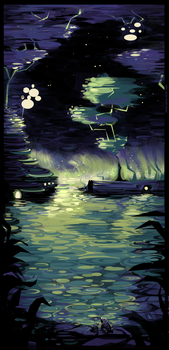 Saturday Night Frogs by SylviaRitter