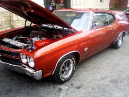 572 Chevy Chevelle SS 9.4liter by Partywave