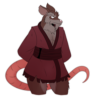 Master Splinter by ss2sonic