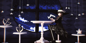 Wadanohara the witch stage DL by Ciori